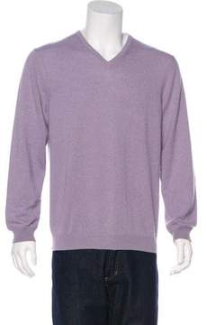 Hickey Freeman Cashmere Knit Sweater