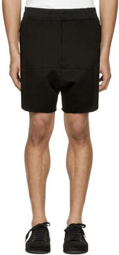 Julius Black Dust Shorts