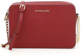 MICHAEL Michael Kors Jet Set Travel Crossbody Bag - MULBERRY|VIOLA - STYLE