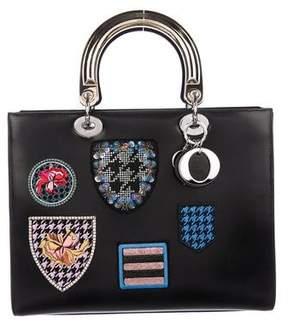 Christian Dior Large Badges Lady
