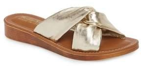 Bella Vita Noa Slide Sandal