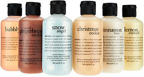 Philosophy 6-Piece Holiday Shower Gel Collection