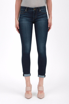 Articles of Society Cuffed Skinny Jeans