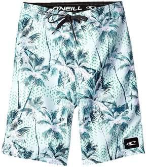 O'Neill Kids Darn Old Palmer Boardshorts Boy's Swimwear