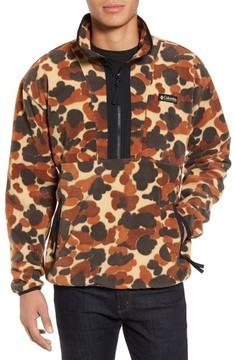 Columbia Men's Csc Originals Half Zip Fleece Pullover