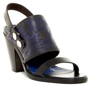 Diesel Anys Block Heel Sandal