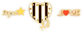 Henri Bendel Superstar Pin Set