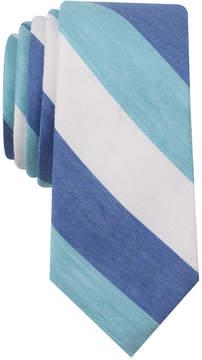 Bar III Men's Addison Stripe Slim Tie, Created for Macy's