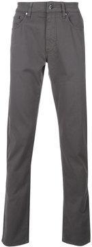 Hackett straight-leg trousers