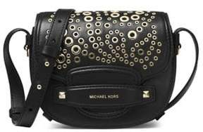 MICHAEL Michael Kors Cary Saddle Crossbody Bag