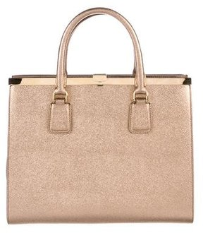 Dolce & Gabbana Metallic Miss Sofia Bag - GOLD - STYLE