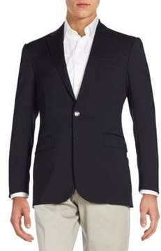 Ralph Lauren Black Label Black Label Wool Blazer