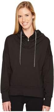 Lucy Full Potential 1/2 Zip Women's Sweatshirt