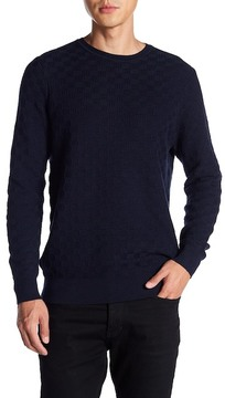 Karl Lagerfeld Textured Knit Pullover