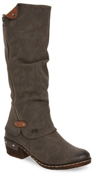 Rieker Antistress Women's 'Bernadette 55' Slightly Slouchy All Weather Boot