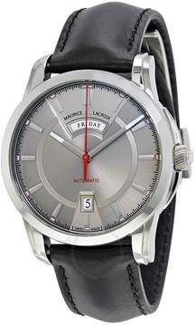 Maurice Lacroix Pontos Day Date Automatic Dial Men's Watch