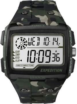 Timex Expedition Grid Shock TW4B02900 Camo/Grey Digital Unisex Watch