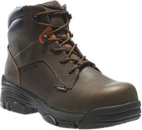 Wolverine Merlin Mens Composite-Toe Waterproof Work Boots