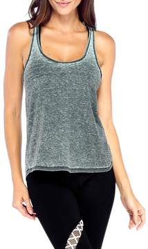 Electric Yoga The Nation Racerback Tank Top