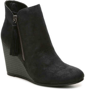 Mia Women's Buckley Wedge Bootie