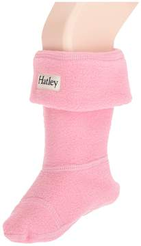 Hatley Pink Boot Liner Girls Shoes