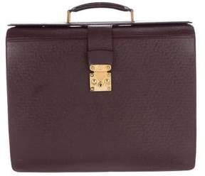 Louis Vuitton Taiga Pilot Case Oural