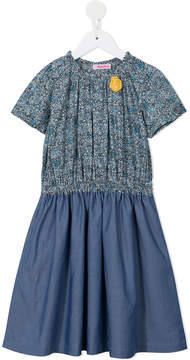Familiar floral print dress