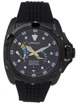 Seiko SRH013 Men's Velatura Kinetic Direct Drive Watch