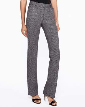 Express Low Rise Tweed Barely Boot Columnist Pant