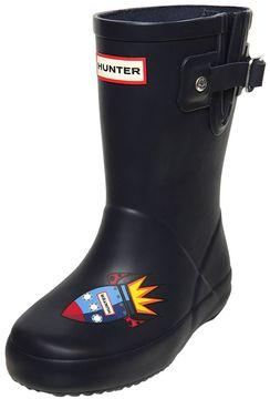 Hunter Space Print Rubber Rain Boots