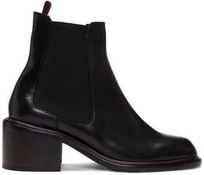 Robert Clergerie Black Snoots Boots