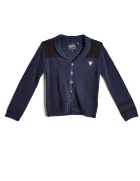 GUESS Boy's Knit Cardigan (2-7)