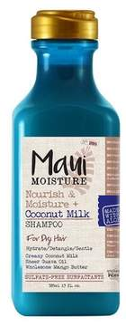 Maui Moisture Nourish & Moisture + Coconut Milk Shampoo for Dry Hair - 13oz