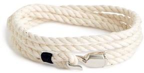 Miansai Men's 'Trice' Wrap Rope Bracelet