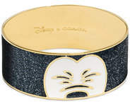 Disney Squinting Mickey Mouse Enamel Bangle by COACH