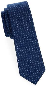 Joe's Jeans Collection Men's Tri Dot Slim Cotton Tie