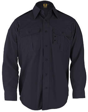 Propper Men's Tactical Dress Shirt Long Sleeve 65P/35C