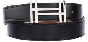 Hermes 2017 Reversible H au Carre Belt Kit