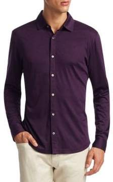 Saks Fifth Avenue COLLECTION Long Sleeve Button-Down