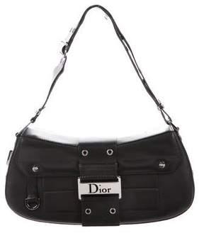 Christian Dior Leather Street Chic Columbus Bag