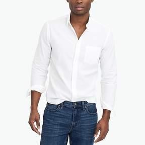 J.Crew Mercantile Slim-fit seersucker shirt