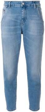 Diesel cropped mid-rise skinny jeans