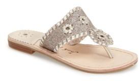 Jack Rogers Girl's 'Miss Sparkle' Sandal
