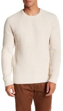 Jack Spade Shaker Stitch Ribbed Sweater