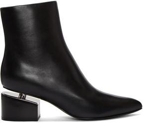 Alexander Wang Black Jude Boots