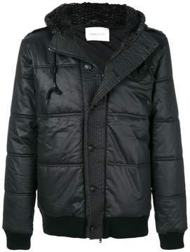 Pierre Balmain hooded puffer jacket