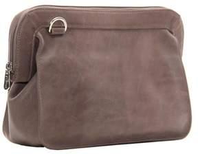 Piel Leather CONVERTIBLE HANDBAG/CLUTCH/SHOULDER BAG