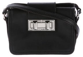 Rebecca Minkoff Leather Allie Crossbody Bag - BLACK - STYLE