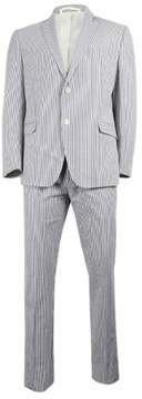 Lauren Ralph Lauren Men's Striped 2PC Suit