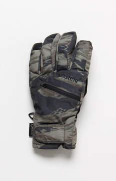 Burton GORE-TEX Camouflage Snow Under Gloves
